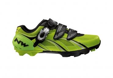Chaussures VTT Northwave SPARTA SBS 2013 Vert