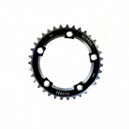 COURONNE GLOBAL RACING BFR2 5 POINTS  BLACK
