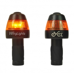 Clignotants pour velo winglight fixed