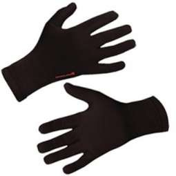 endura paire de gants fleece liner noir l xl