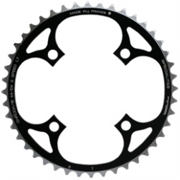 specialites ta plateau 4 branches 42 dents entraxe 104 mm noir 9v