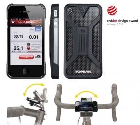 TOPEAK Support/ Coque Iphone 4