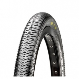 maxxis pneu dth tringle rigide 24 x 1 75 gomme noir