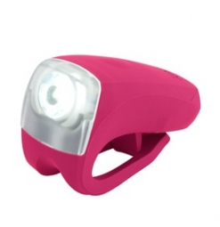 KNOG Lampe avant Boomer LED - Rose