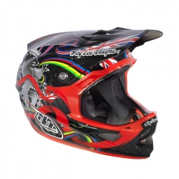 Casque intégral Troy Lee Designs D3 Edition Steeve Peat