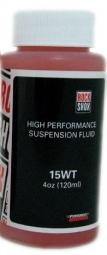 ROCKSHOX Huile PIT STOP haute performance 15 WT 120 ml