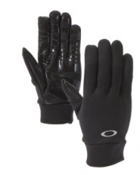 OAKLEY Paire de Gants MIDWEIGHT FLEECE GLOVE Noir