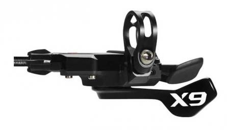 SRAM Commande de vitesses Trigger X9 Droit (AR) 10 Vitesses