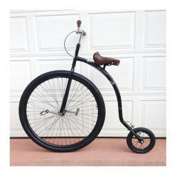 Image of Grand bi gentlemen bike 36 noir