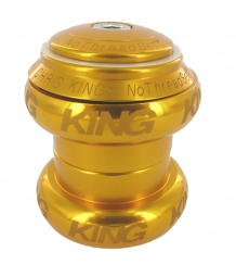chris king jeu de direction externe 1 1 8 gold