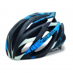 GIRO helmet IONOS Black / Blue Explosion