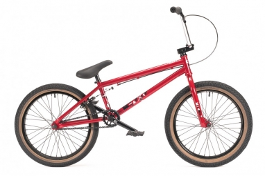 WETHEPEOPLE 2013 BMX complet Reason Rouge