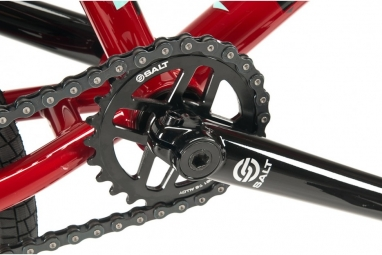 2013 Complete BMX Wethepeople Reason Red