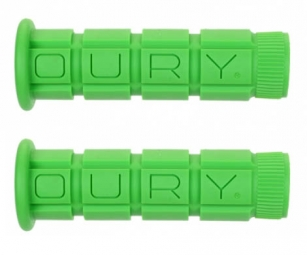 OURY Paire de Grips CLASSIC MOUNTAINS Mountain Vert