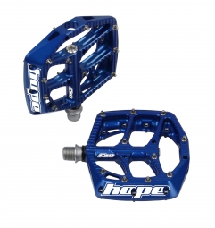 Pedales Hope F20 - Azul