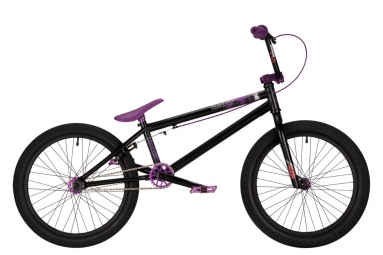 MIRRACO 2012 BMX complet Detroit Flat Black