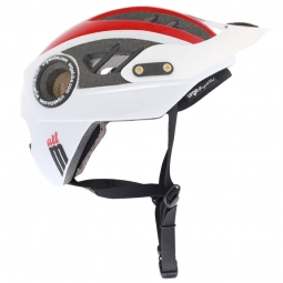 Casco Urge All-M Blanco Rojo