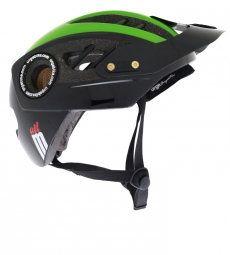 Casco Urge All-M 2014 Negro Verde