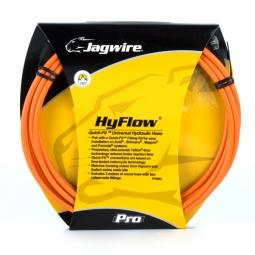 Tubo JAGWIRE forma rapida HyFlow Arancio Universale