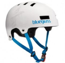 BLUEGRASS BOLD 2012 Helmet White Bowl
