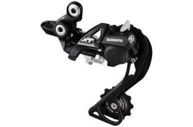 Cambio trasero Shimano XT 786 GS Shadow Plus 10 velocidades Negro
