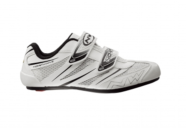Chaussures Route Northwave JET PRO 2013 Blanc
