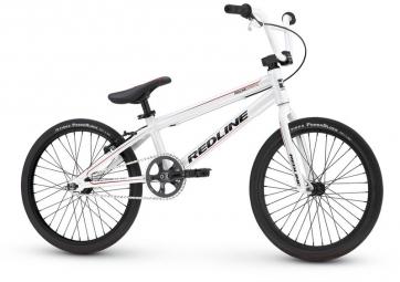 2013 Complete BMX REDLINE PROLINE EXPERT XL White