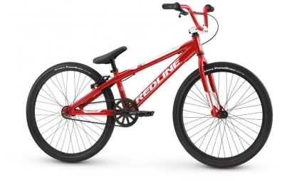 REDLINE BMX MX 2013 complete 24'' Red