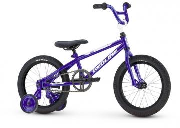REDLINE 2013 BMX complet MX RAID 16´´ Bleu