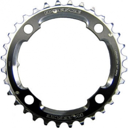 Race face plateau team noir 22 dents entraxe 64 4 branches 9v