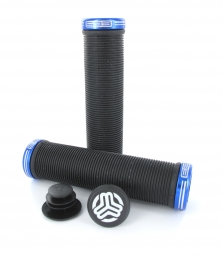 SB3 PSLYLO Black Pair Grips Blue Lock