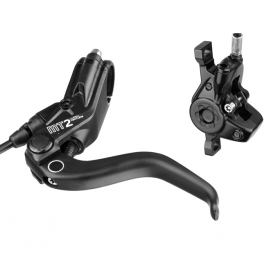 Magura MT2 + 2013 Storm Front brake disc 180 mm IS