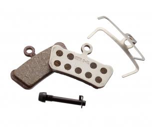 SRAM Guide et Avid X0 Trail Brake Pads - Organic Alu Back Plate