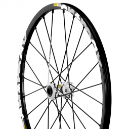 MAVIC Roue avant CROSSMAX ST 26'' axe 15mm
