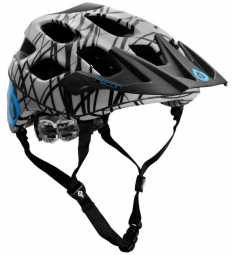 Casco 661 SIXSIXONE RECON WIRED Gris Cian