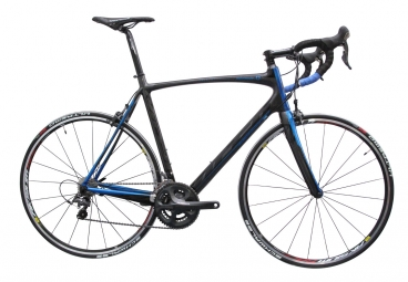 VIPER 2013 Full Shimano Ultegra Bike Verbier Black Blue