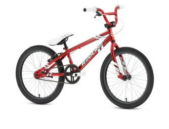 REDLINE 2011 BMX complet RAID Rouge
