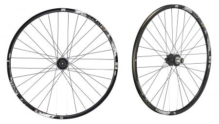 Wheelset AMERICAN CLASSIC Tubeless Terrain 29 Black