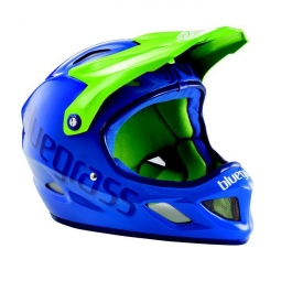 BLUEGRASS 2013 Explicit Helmet Blue Green