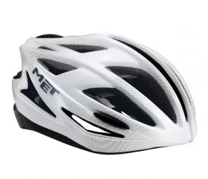2013 MET helmet Gavilan White