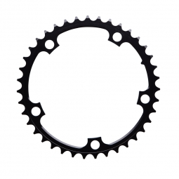 SRAM plateau Route 38 Dents Entraxe 130 mm Noir