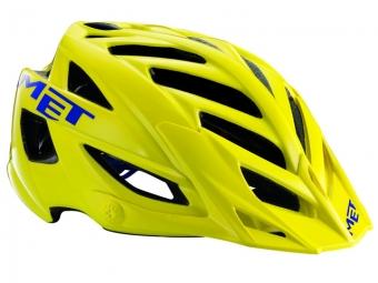 MET 2013 TERRA Yellow Helmet