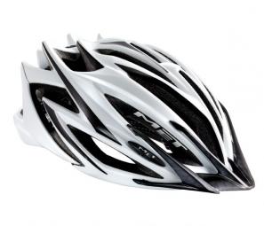 2013 MET helmet VELENO White / Black