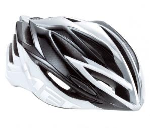 MET FORTE 2013 Helmet Black / Silver / White