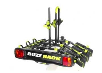 Porte velo sur boule d attelage 3 velos buzz rack buzzwing 3