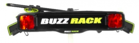 Porte-vélo sur boule d´attelage 3 vélos Buzz Rack Buzzwing 3