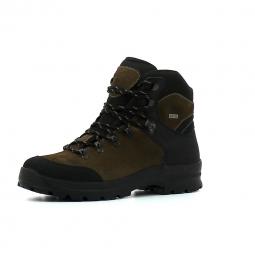 Chaussure de randonna e en cuir aigle cherbrook mtd 45