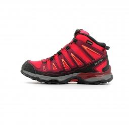 Chaussures de randonna e salomon x ultra mid gtx junior 33