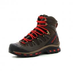 Chaussure de randonna e en cuir salomon quest origin gtx 36