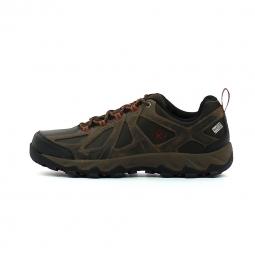 chaussure de randonnée columbia Columbia Peakfreak XCRSN II Low Leather Outdry